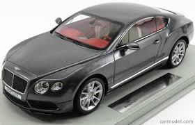 bentley grey bbr models p1886cv scale 1 18 bentley continental gt v8 s coupe