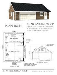 shop plans and designs garage blueprints medium size of stall building a double plans car
