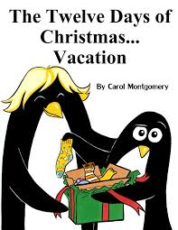 the twelve days of vacation r 3 8 readers theater