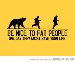 Running Bear Meme - something to think about health is the greatest wealth