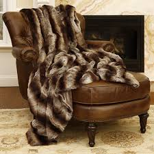 amazon com best home fashion faux fur throw full blanket