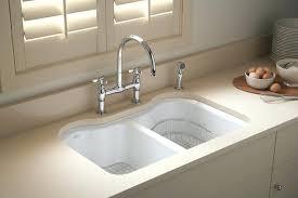 Kitchen Sink Kohler Sophisticated Kohler Cast Iron Kitchen Sinks Of Sink