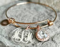 personalized charm charm bracelets etsy nz
