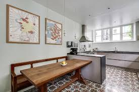 grande table de cuisine banquette de cuisine ikea kitchen style with flooring