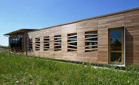 bureau ossature bois bureau 0901 crest 26 bâtiments tertiaires bureaux bois