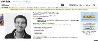 Resume Online Website Philippe Dubost U0027s Resume Is Pure Genius Goes Totally Viral Photo