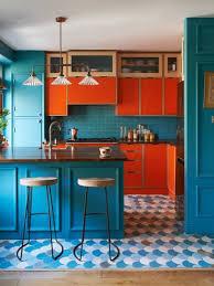 kitchen cabinets contrast colors coloured kitchen ideas kitchen colour schemes house garden