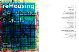 re housing housing design research workshop