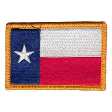 State Flag Velcro Patches Texas Tactical State Patch Gadsden And Culpeper
