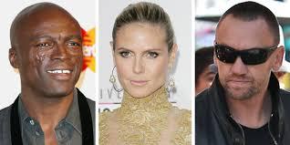 what face shape heidi klum celebrity matchmaker scientific couple predictions based on face shape
