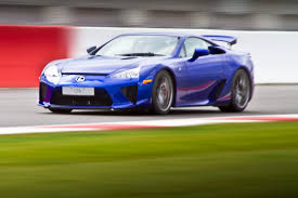 lexus lfa track lexus brings facebook competition winners to silverstone to drive