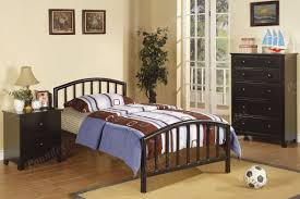 Twin Bed Twin Bed Metal Bed Youth Furniture Showroom Categories