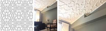 faux plaster profile designs