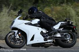 future honda motorcycles 2014 honda vfr interceptor first ride motorcycle usa
