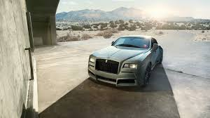 modified rolls royce this tuned up rolls royce wraith is either beauty or blasphemy