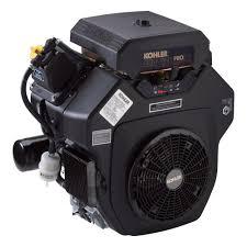 kohler command pro ohv horizontal engine with electric start