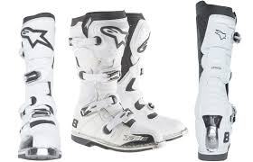 off road motorcycle boots alpinestars tech8 rs offroad adventure motorcycle boots