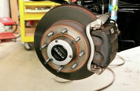 ssbc upgraded brakes for your lifted ford f 250 duty install