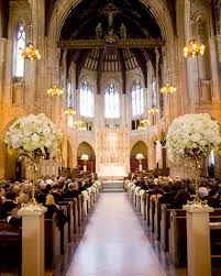 church wedding decorations wedding decorations for the church ceremony 7217