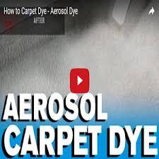 How To Refurbish Car Interior Automotive Carpet Dyes And Kits Detail King