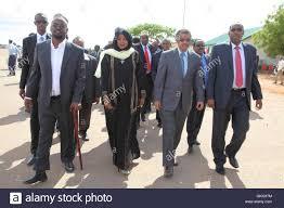 from left to right jubbaland president ahmed madobe kenya
