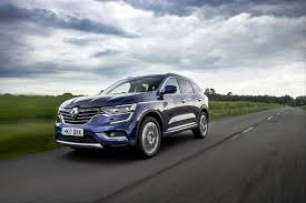 renault suv 2017 on the road renault koleos in depth road test review