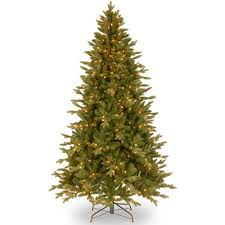 national tree pre lit 7 5 feel real avalon spruce clear lights