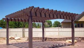 pergola design amazing rustic pergolas designs back patio