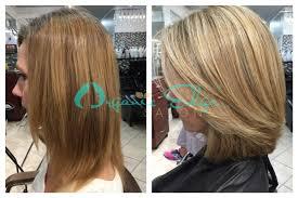 full color portfolio organic edge salon hair color salon in