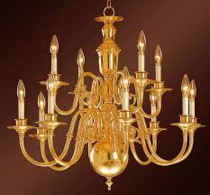 Williamsburg Chandelier C181 500 8 4 Gallery Williamsburg Style U0026 Brass C181 500 8 4 Light