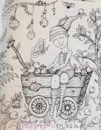 čarovné lahodnosti coloring book magical delights review