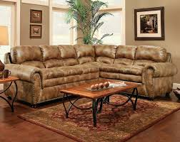 Two Piece Sofa by Tan Sectional Two Piece Couch Padre Almond 2 Piece Sectional
