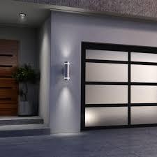 Stainless Steel Exterior Light Fixtures Wall Light Fixture Stainless Steel Lighting Artika