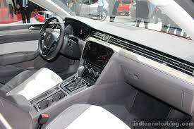 volkswagen phideon interior vw arteon geneva motor show live