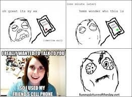 Crazy Ex Meme - 9 types of callers that drive us crazy on the phone