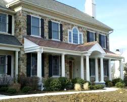 front porches on colonial homes side hall colonial with front porch colonial style side hall
