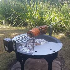 Grill Firepit Pit N Grill Collapsible Pit Deluxe Kit