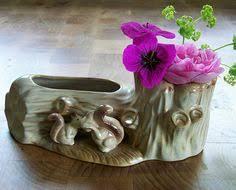 Denby Vase Pottery Vintage Denby Vase Stoneware Vase Flower Vase By Inglivintage