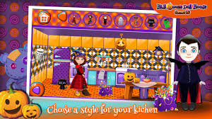 halloween house decorating games halloween doll house games 3d android apps on google play