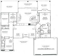 floor plans with great rooms somerset floor plan 3019 model