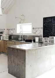 cuisine bois beton bton cir sur plancher bois cool recouvrir du carrelage au sol bton