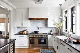 white kitchen cabinets with black countertops white cabinets with black countertops houzz