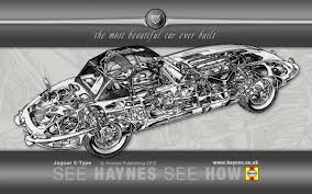 jaguar e type haynes global website
