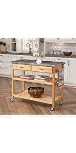 orleans kitchen island amazon com home styles the orleans kitchen island kitchen dining