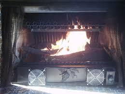 wood burning fireplace blower binhminh decoration