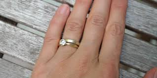 my wedding ring why i don t wear my engagement ring huffpost