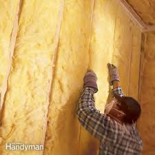 How To Install Center Jump How To Install Fiberglass Batt Insulation Family Handyman