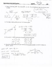 add photo gallery worksheet triangle sum and exterior angle