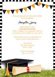 graduation invitation template best business template