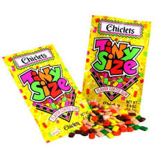 where to buy chiclets gum tiny size chiclets fruit gum 20ct candy direct